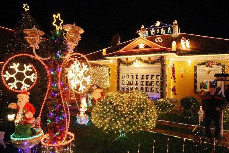 Decoracion hogar navidad 2011